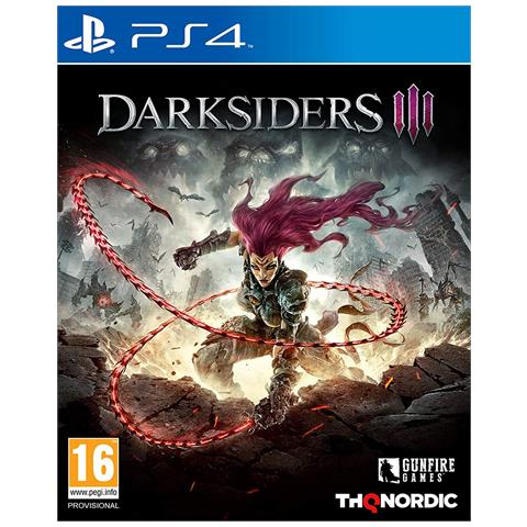 THQ PS4 - Darksiders 3