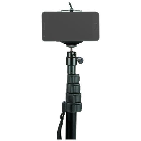 Dörr 380418 Universale Passive holder Nero supporto per personal communication