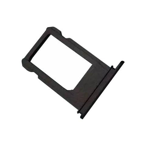BOMA Slot Tray Holder Porta Sim Card Scheda Apple Iphone 7 Jet Black Vassoio Cassettino