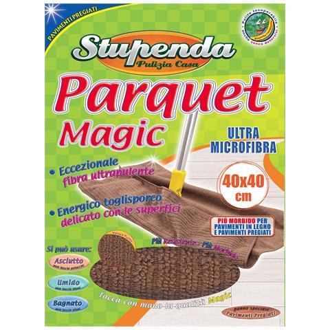 LA BRIANTINA Panno Magic Parquet 40x40 Cm