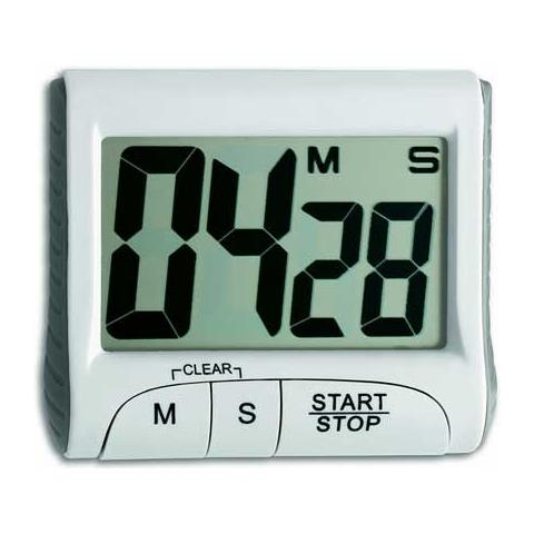 Timer Digitale Bianco Elettronico