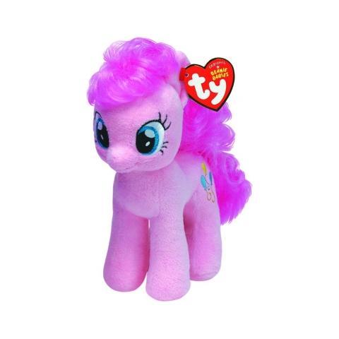 TY Peluche My Little Pony Pinkie Pie 28 cm 90200