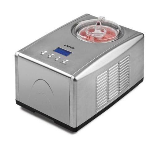G20035 Cremosa Gelatiera Capacità 1.5 Litri Potenza 150 Watt Colore Silver