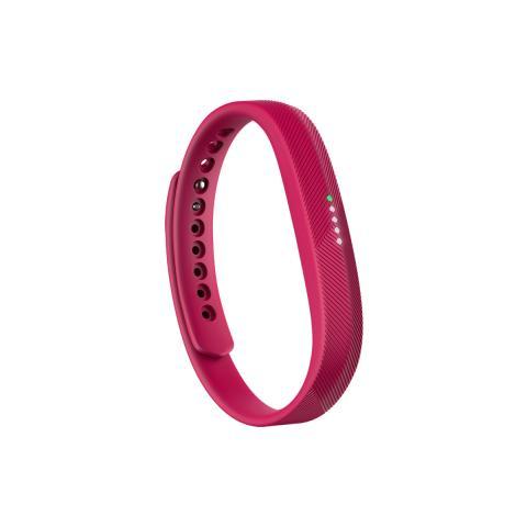 Fitbit Flex 2 Braccialetto Impermeabile Wireless per monitoraggio Attività Fisica e Sonno - Magenta