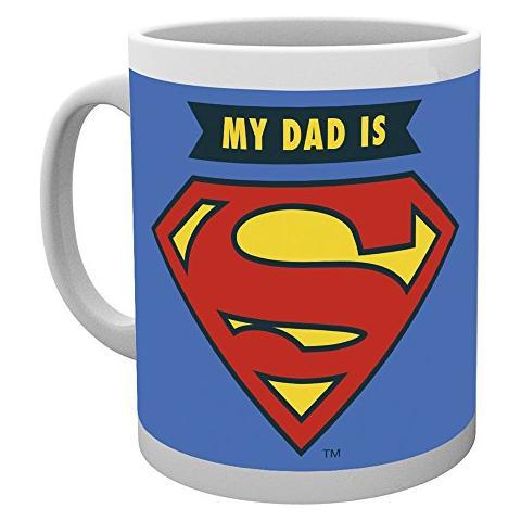 Tazza Dc Comics Mug My Dad Is Superman