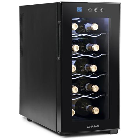 Cantinetta Vino G2003400 Capacità 10 Bottiglie Classe B Colore Nero