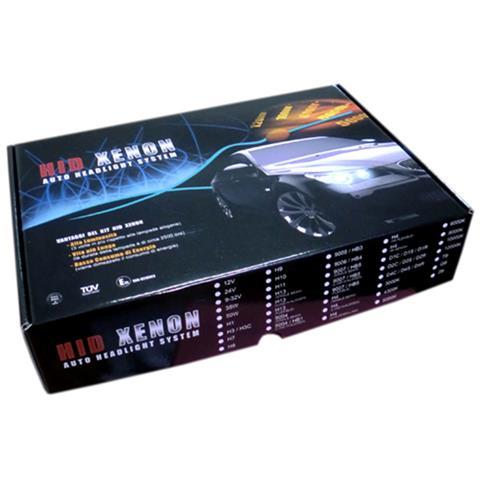 Kit Hid Xenon Canbus Professionale H7 6000K Ballast Slim Massima Compatibilità Con Auto Re...