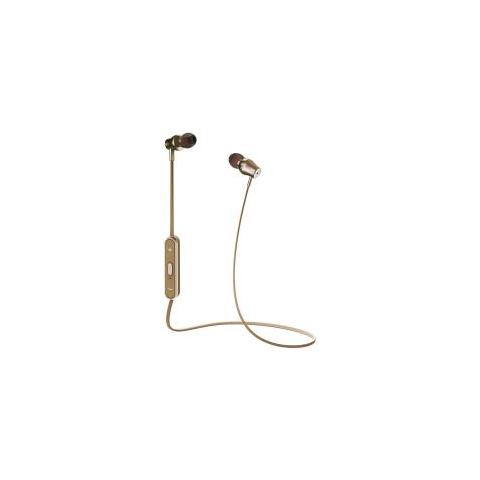 CELLY Bt Stereo Earphone Gold