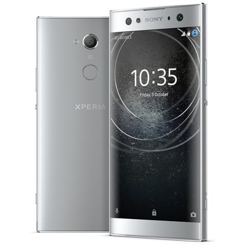 "SONY Xperia XA Ultra Argento 32 GB 4G / LTE Display 6"" Full HD Slot Micro SD Fotocamera 23 Mpx Android Europa"