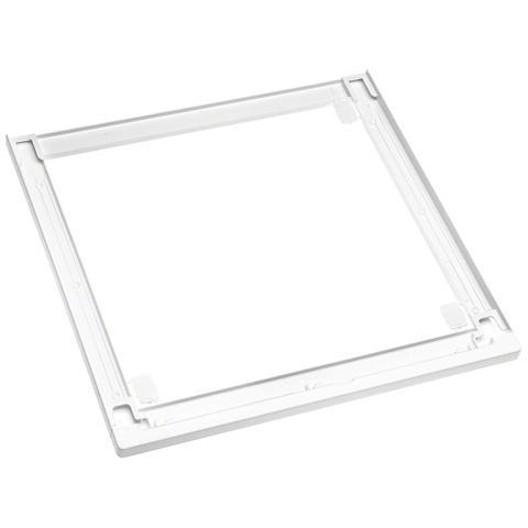 WTV 501 Kit per Incolonnamento Compatibile con Lavatrici W1 Cromo o Bianco Edizione Asciug...