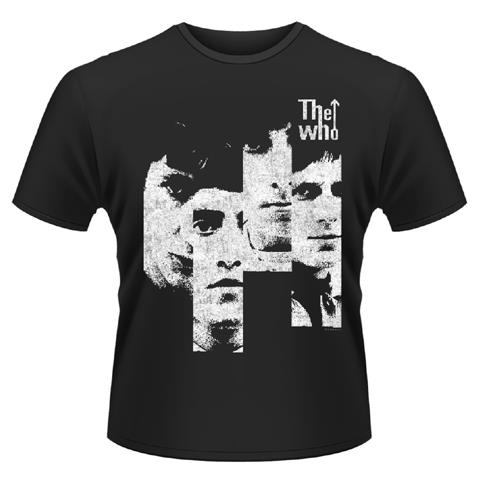 PLASTIC HEAD Who (The) - Sections (T-Shirt Unisex Tg. S)