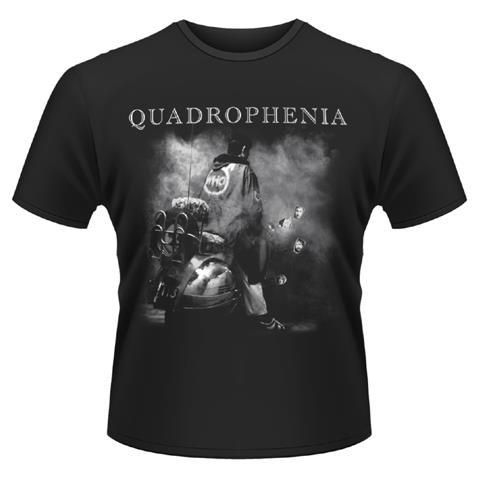 PLASTIC HEAD Who (The) - Quadrophenia (T-Shirt Unisex Tg. S)