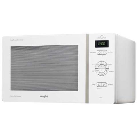 Forno a Microonde MCP347WH con Grill Capacità 25 Litri Potenza 800 Watt Colore Bianco