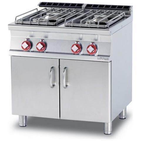 Cucina A Gas Professionale Afp / Pc-78gp