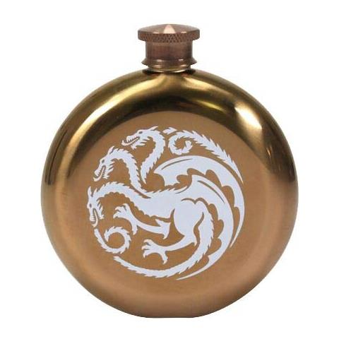 Lobcede.be Game Of Thrones - Hip Flask - Khaleesi 'madre Dei Draghi'