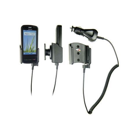 Brodit 512210 Auto Active holder Nero supporto per personal communication