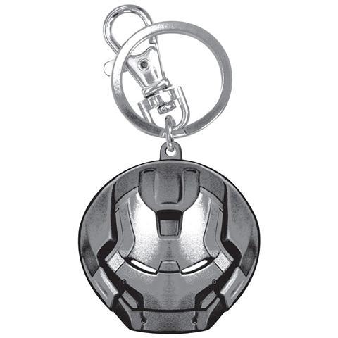 TimeCity Avengers - Hulkbuster Pewter (Portachiavi)