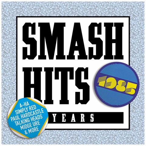 WARNER BROS Smash Hits 1985