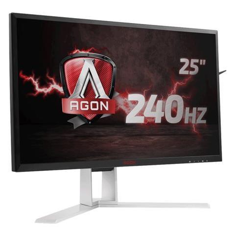 Monitor 24,5'' LED Gaming AG251FG 1920x1080 Full HD Tempo di Risposta 1 ms