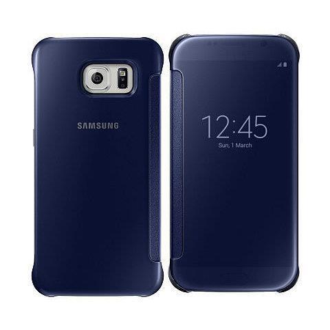 SAMSUNG Cover per Galaxy S6 - Colore Nero