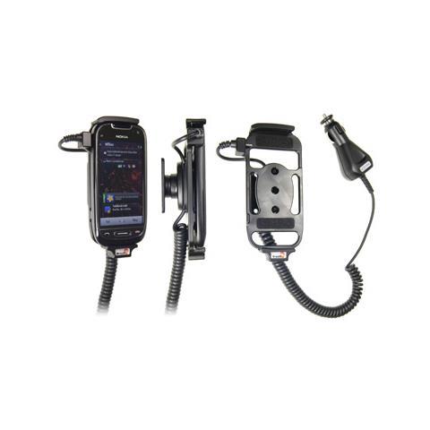Brodit 512216 Active holder Nero supporto per personal communication