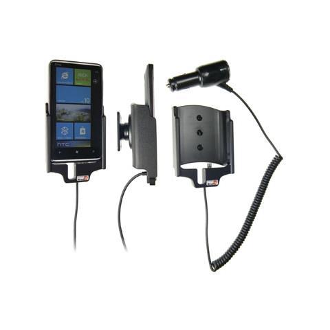 Brodit 512220 Auto Active holder Nero supporto per personal communication