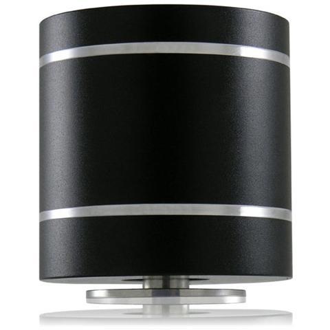 LC POWER LC-SP360 Speaker portatile a vibrazione con connessione Bluetooth - Nero