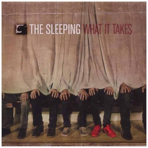 VICTORY RECORDS Sleeping - What It Takes