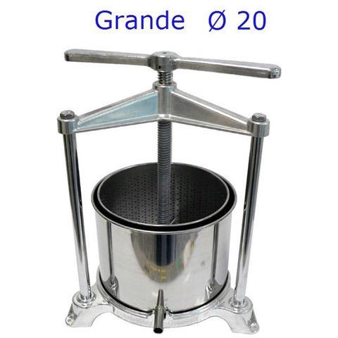 Palumbo - Torchietto Alimentare Grande Alluminio - Da 5 Lt