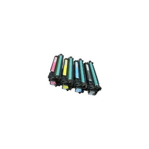 Image of Ce271a 650a Ciano Toner Color Compatibile Rig Hp Cp5500, cp5520, cp5525dn, m750dn, m750xh -15k Copie