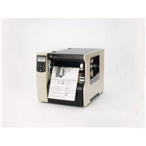 Image of 220XI4 Stampante Termica Diretta a Trasferimento con Etichetta Stampabile B / N Fast Ethernet Usb