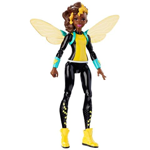 MATTEL Bumble Bee Small Doll Super Hero