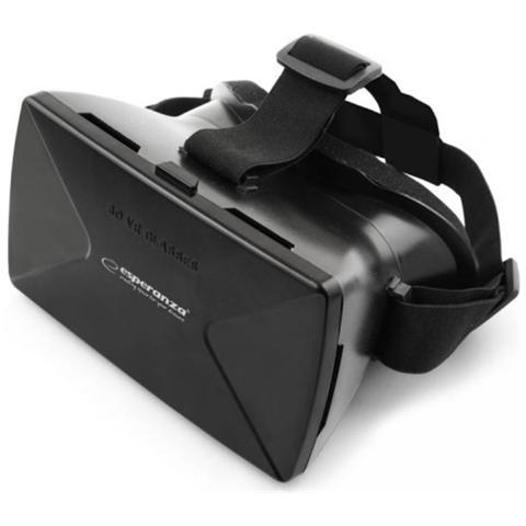 esperanza Occhiali Virtuali 3d Vr Per Smartphone Da 3,5'' A 6''
