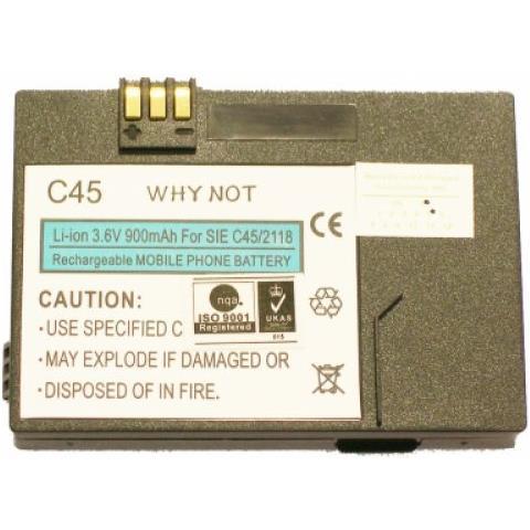 Siemens Batteria Siemens C45 / a50 / m50 Interna Li-ion 800 Mah