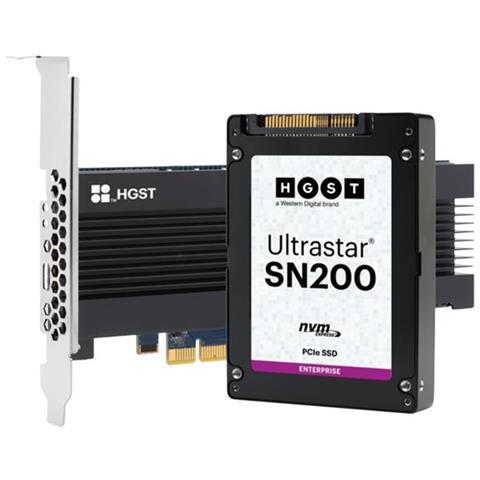 SSD 7600 GB Serie Ultrastar Sn260 2.5'' Interfaccia PCI Express 3.0