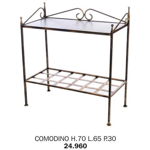 Comodino H. 70 L. 65 P. 30