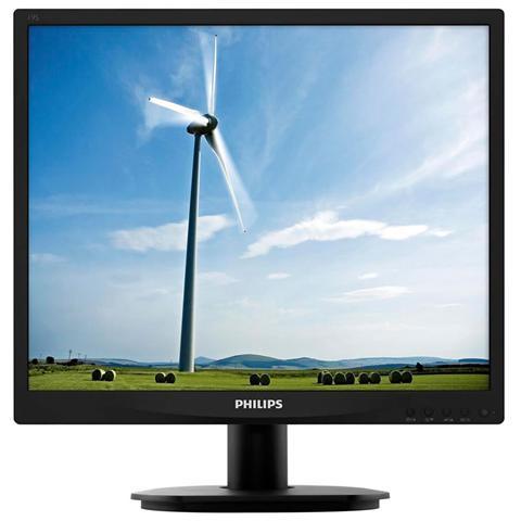 Image of 19S4LSB5 Monitor 19'' LED Risoluzione 1280x1024 SXGA Tempo di Risposta 5ms Contrasto 20.000.000:1 Luminosità 250 cd / m²