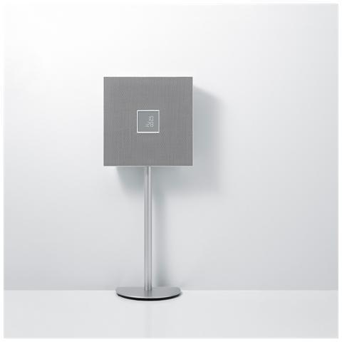 YAMAHA Sistema Micro Hi-Fi ISX-803D Lettore CD Restio Sintonizzatore DAB / DAB+ iPod / iPhone porta USB e Aux-in Bluetooth Colore Bianco