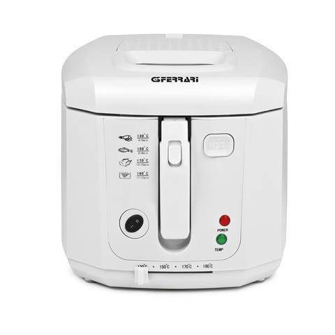 G10044 Dorata Friggitrice Capacità 2.5 Litri Potenza 1800 Watt