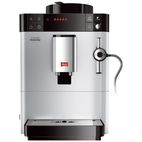 Caffeo Passione Libera Installazione Automatica Macchina Per Espresso 1.2l Argento