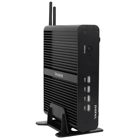 Mini Pc NUCKY7 Intel Core i7-8565U Quad Core 1,8 GHz Ram 8 GB SSD 480 GB 4xUSB 3.0 Windows...