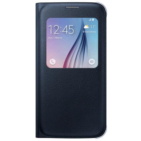 SAMSUNG Custodia Booklet per Galaxy S6 - Colore Nero