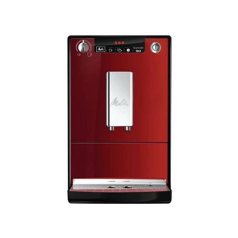 Caffeo Solo Libera Installazione Automatica Macchina Per Espresso 1.2l Rosso
