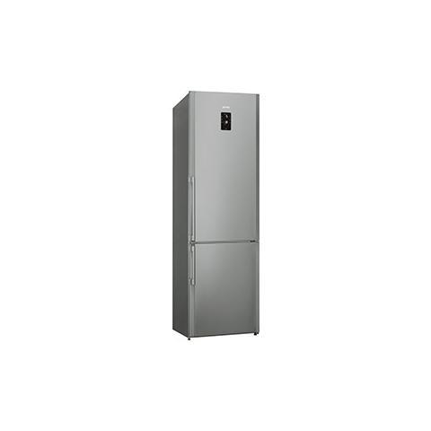 SMEG Frigorifero Combinato FC400X2PE Total No Frost Classe A++ Capacità Lorda / Netta 400/356 Litri Colore Acciaio Inox