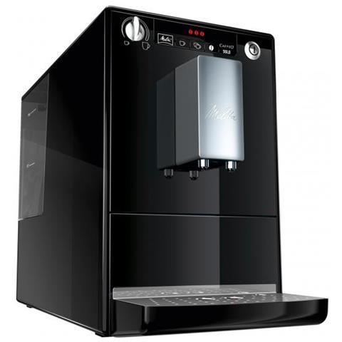 Caffeo Solo Libera Installazione Automatica Macchina Per Espresso 1.2l Nero