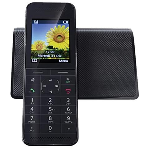 """TELECOM Cordless Facile Lusso New Dect Display 2.2"""" Wifi"""