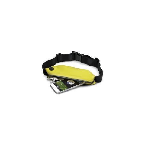 CELLY Sport Runbelt Yellow