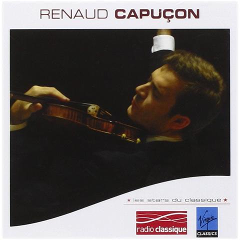 VIRGIN Capucon, Renaud - Les Stars Du Classique