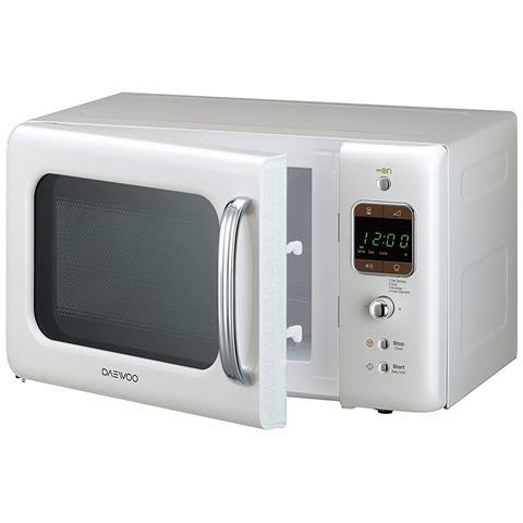 KOG-6LBW Forno Microonde con Grill Capacità 20 Litri Potenza 800 Watt Colore Bianco
