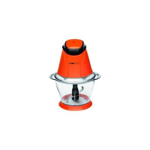 MZ 3579 Tritatutto in Vetro Potenza 250 Watt Colore Arancione